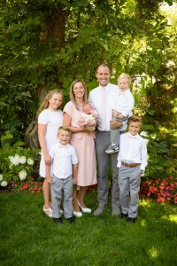 Acton Academy Bee Cave Owners Sarah and Matt Briggs Family